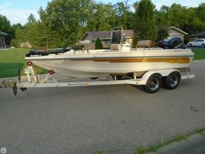 Used Ranger Boats Chief 380 Center Console Fishing Boat For Sale