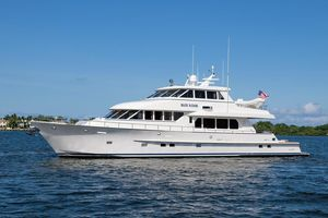 Used Paragon Skylounge Cockpit MY Motor Yacht For Sale