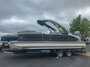 New Manitou X-plode 25 SRS SHP Pontoon Boat For Sale