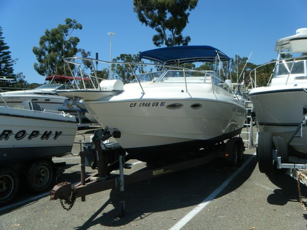 Used Larson Hampton 220 Cruiser Boat For Sale