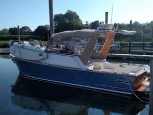 Used Legacy Yachts 28 Cruiser Boat For Sale