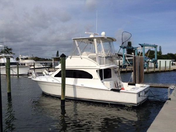 Used Egg Harbor 37 Motor Yacht For Sale
