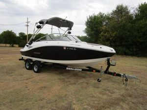 Used Sea Doo Runabout Boat For Sale