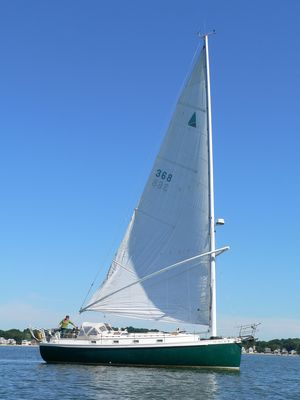 Used Hinterhoeller Nonsuch 36 Cruiser Sailboat For Sale