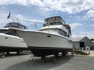 Used Carver 355 Aft Cabin Aft Cabin Boat For Sale