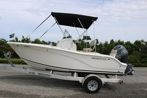 Used Sea Fox 186CC186CC Center Console Fishing Boat For Sale