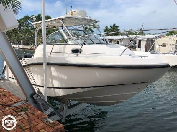 Used Boston Whaler 255 Conquest Cruiser Boat For Sale