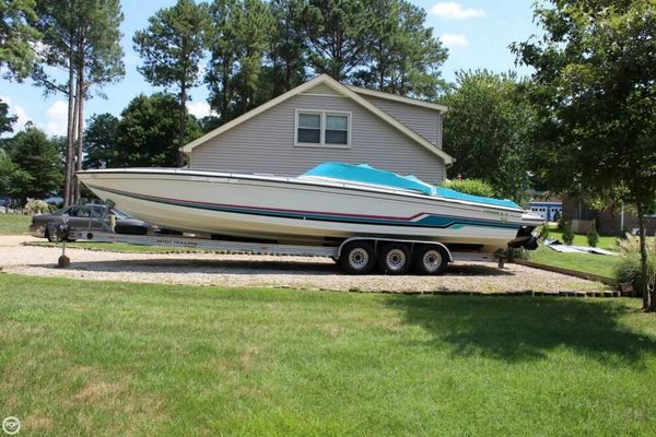 Used Formula F 357 SR-1 High Performance Boat For Sale