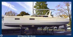 Used Beneteau 38.1 Oceanis Sloop Sailboat For Sale