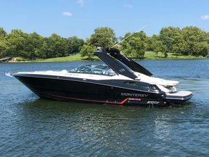 Used Monterey 328 Super Sport328 Super Sport Runabout Boat For Sale