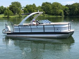 New Coach Pontoons 230 DCRF230 DCRF Pontoon Boat For Sale