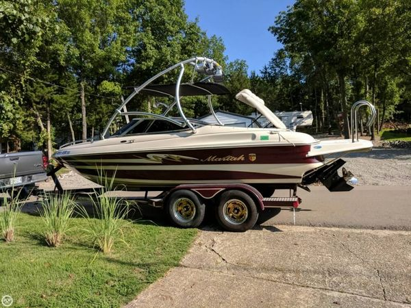 Used Mariah 202 Shabah Bowrider Boat For Sale