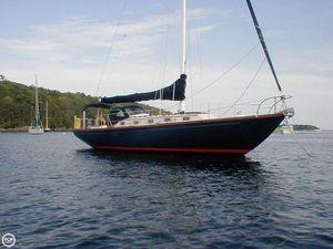 Used Alberg 37 Sloop Sailboat For Sale