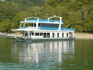 Used Majestic 20 X 90 Houseboat House Boat For Sale