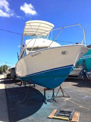 Used Bertram 28 Flybridge Boat For Sale