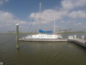 Used Corinthian 41 Catamaran Sailboat For Sale