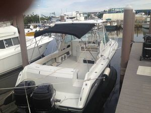 Used Stamas 290 Express Cruiser Boat For Sale