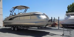 Used Bennington 25752575 Pontoon Boat For Sale