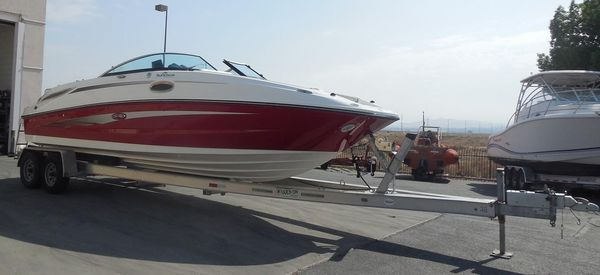 Used Sea Ray 260 Sundeck260 Sundeck Deck Boat For Sale