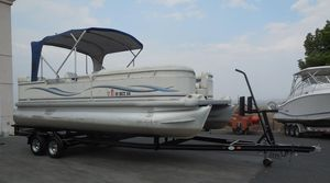 Used Godfrey 220LE220LE Pontoon Boat For Sale