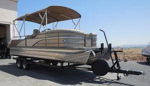 Used Manitou SES 25 Flip SHPSES 25 Flip SHP Pontoon Boat For Sale