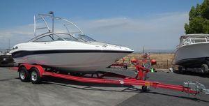 Used Ebbtide 2300 Z-Trak SS Bow Rider2300 Z-Trak SS Bow Rider Bowrider Boat For Sale