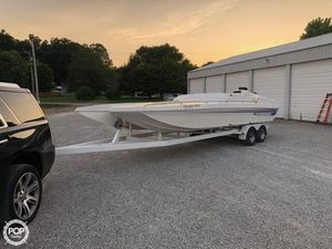 Used Warlock 25SXT High Performance Boat For Sale