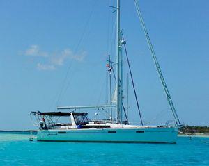 Used Beneteau 45 Oceanis Sloop Sailboat For Sale
