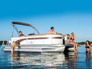 New Bennington 21 SLX21 SLX Pontoon Boat For Sale