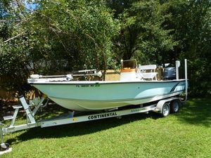 Used Action Craft 2110 TE Coastal Bay Center Console Fishing Boat For Sale