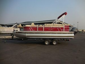 New Sunchaser DS CRSDS CRS Pontoon Boat For Sale