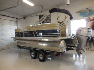 New Sunchaser 20 LR DH20 LR DH Pontoon Boat For Sale