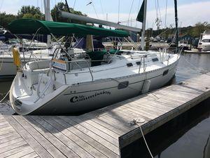 Used Beneteau 351 Cruiser Sailboat For Sale