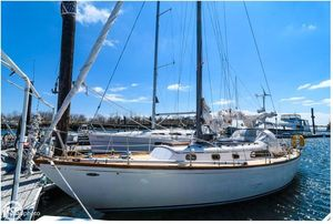Used Cheoy Lee 36 Designed by: Luders Racer and Cruiser Sailboat For Sale