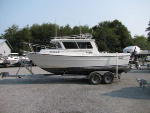 Used Sea Sport 2001 22' Sportsman Saltwater Fishing Boat For Sale