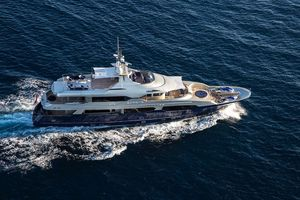 Used Custom REY Kemp Motor Yacht For Sale