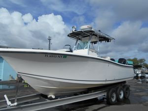Used Mako 264 Center Console264 Center Console Center Console Fishing Boat For Sale