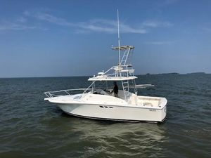 Used Luhrs 290 Sport Fisherman Express Cruiser Boat For Sale