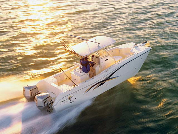 Used World Cat Center Consoles 270TE Center Console Fishing Boat For Sale