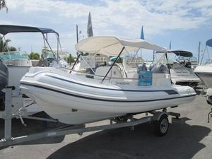 Used Ab Inflatables Nautilus 14 DLX Tender Boat For Sale