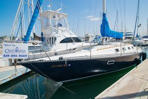 Used Lancer Yachts 36 Sloop Sailboat For Sale