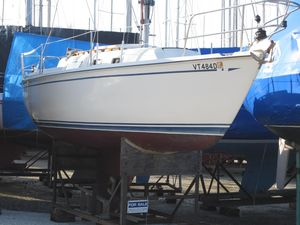Used Cal 27 MK III Sloop Sailboat For Sale