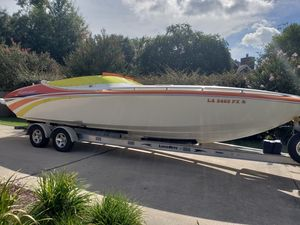 Used Nordic Powerboats 28 Heat High Performance Boat For Sale