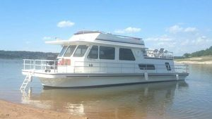 Used Gibson 5000 House Boat For Sale