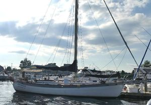 Used Hans Christian 38T Cutter Sailboat For Sale