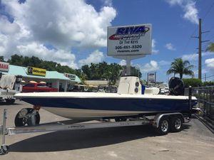 New Shearwater 23 TE23 TE Bay Boat For Sale