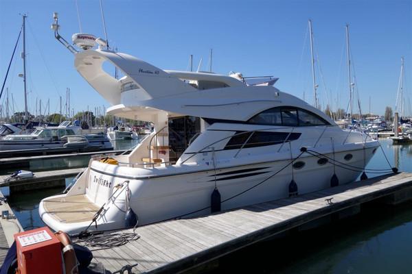 Used Fairline Phantom 40 Motor Yacht For Sale