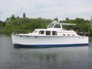 Used Huckins Corinthian Motor Yacht For Sale