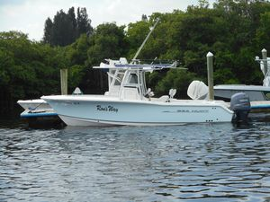 Used Sea Hunt Triton 260 Center Console Fishing Boat For Sale