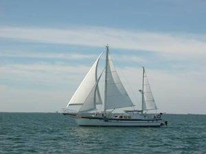 Used Alden Explorer Motorsailer Sailboat For Sale